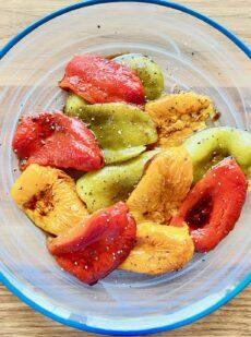 パプリカサラダレシピ